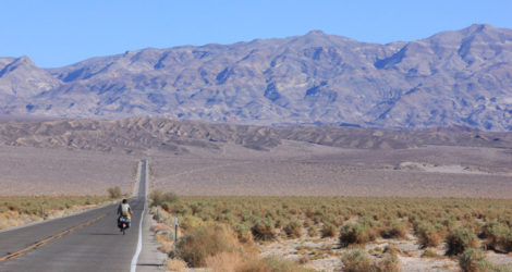 Cycling the Americas VI: Into the Desert