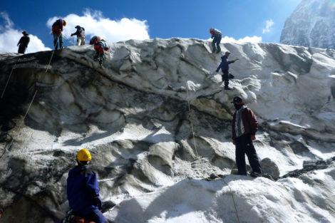 Munted Mountaineering