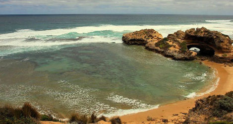 Mornington Peninsula: Portsea Back Beach