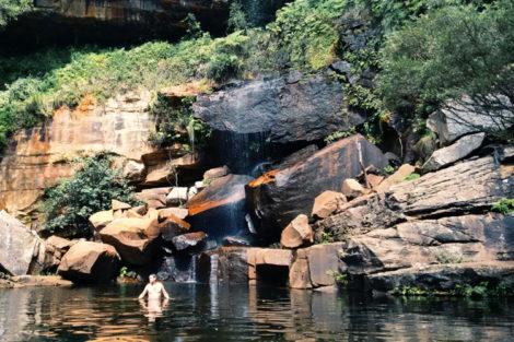 Blackdown Tableland National Park: Gudda Gumoo