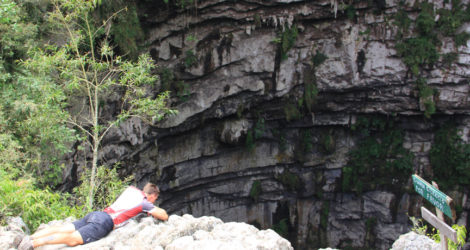 La Huasteca: Cave of Swallows