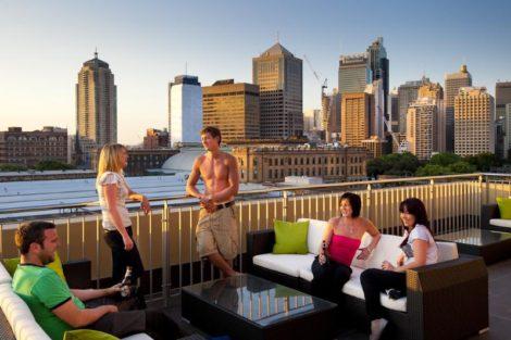 Sydney: Bounce Hostel