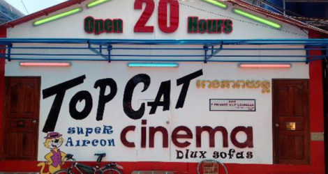 Sihanoukville: Top Cat Cinema
