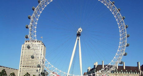 London: Ride the London Eye