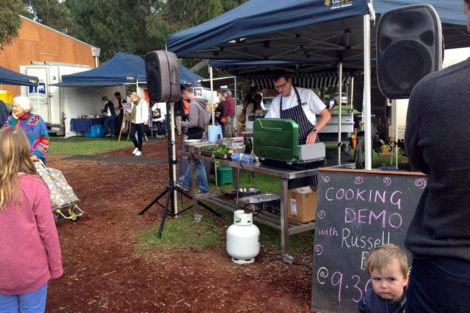 Margaret River: Farmers Market