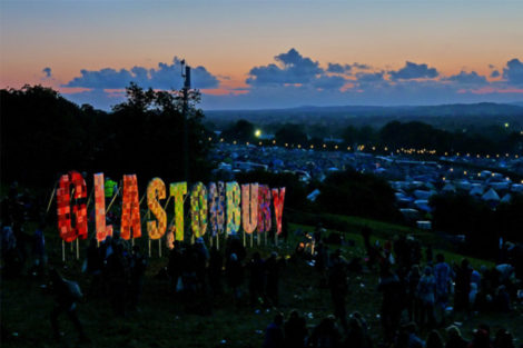 The Hobo Guide to Glastonbury