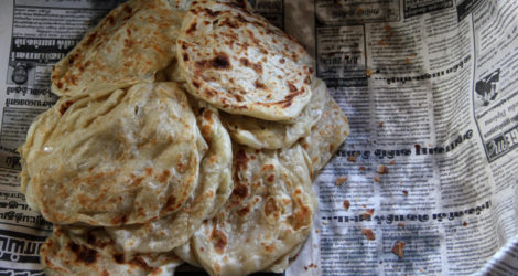 Arugam Bay: Thithanis Roti Hot