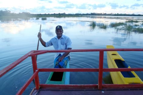 Arugam Bay: Raft Around in Search of Elephants