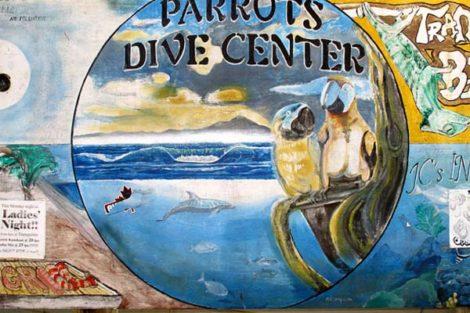 Utila: Parrots Dive Center