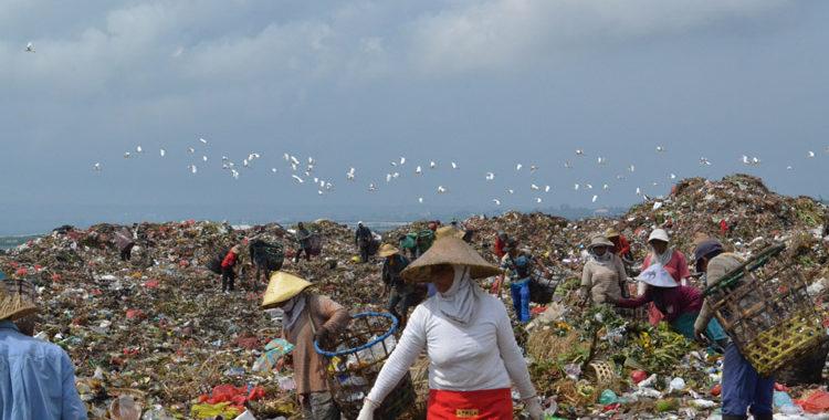 I Ate Ice Cream at Bali's Biggest Rubbish Dump