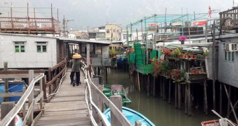 Hong Kong: Tai O Fishing Village