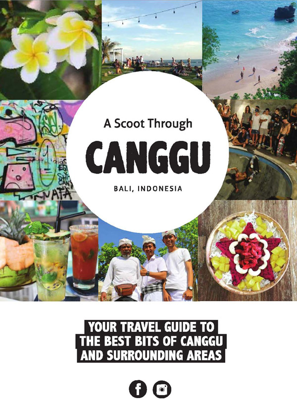 A Scoot Through Canggu by ASTC Collective (eBook) — Lulu AU