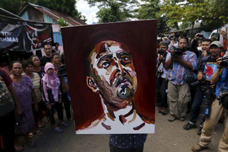 Visiting Myuran Sukumaran's Art Gallery in Kerobokan Prison