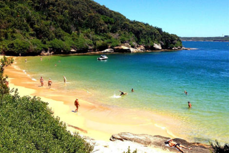 Sydney: Little Congwong Nudist Beach