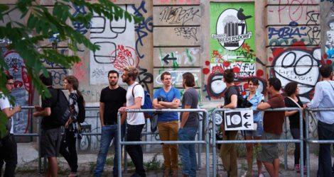 The Hobo Guide to Getting into Berghain, Berlin's Most Infamous Club