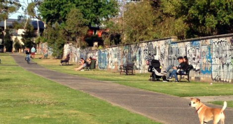 Sydney: Camperdown Park