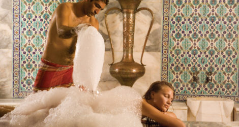 How to Turkish Hammam