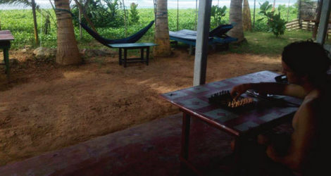 Midigama: Lazy Left Surf Accommodation