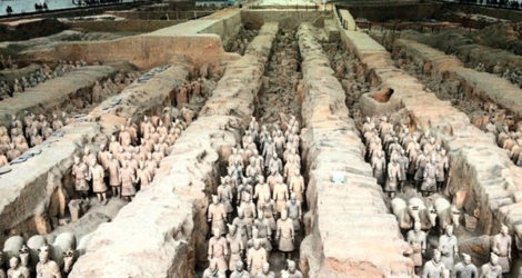 Xi'an: Terracotta Army