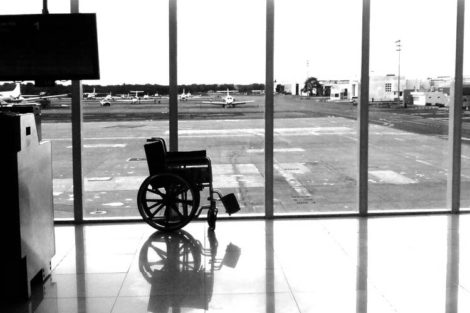 Rethinking My Words: Perception, Disability and Travelling
