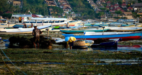 Over the Top Tourism on Nusa Lembongan