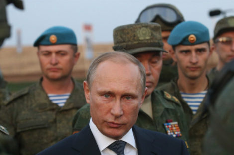 Putin's War in Syria: A Case Study in Fake News