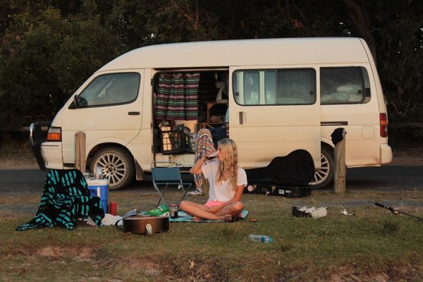 All You Need is Love: What It's Like to Live in a Van With Your Fiancé