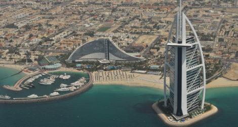 Dubai and the 24-Carat Cappuccino