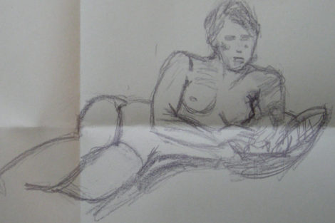 Sydney: Life Drawing in Redfern
