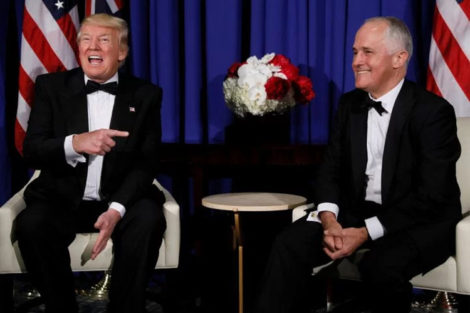 Down in the Trumps: Australia's Search For a New Best Mate
