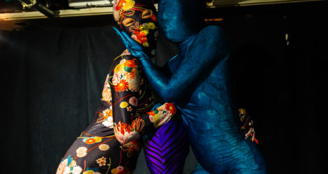 Uncovering Japan's Zentai Fetish Scene