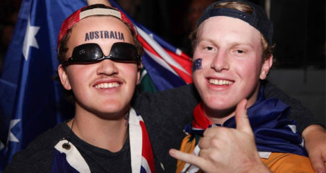 Hey Australian Tourists: You're Just as Bad as Americans