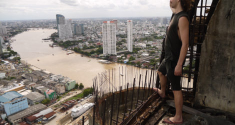Exploring Bangkok's Ghost Tower