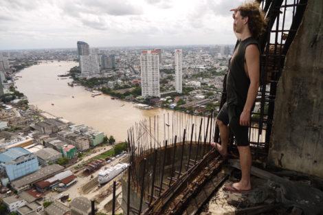 Exploring Bangkok's Ghost Tower