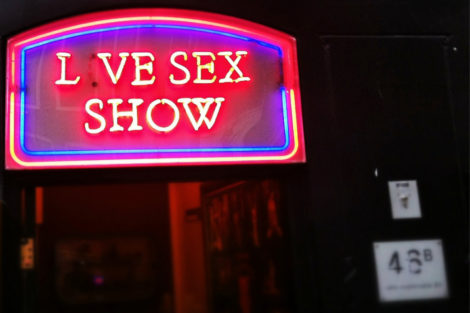 A Lesson on Bodies From a Sex Show in Amsterdam