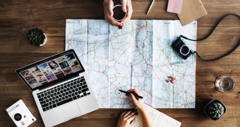 A Break Up Letter to Travelling