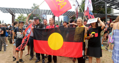 """When Aboriginal and Non-Aboriginal People Talk, that's a Problem for the Government"""