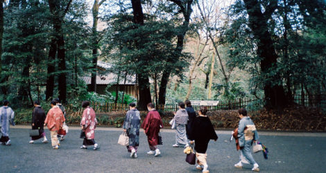 Do a Freelance Travel Writing Workshop in Japan