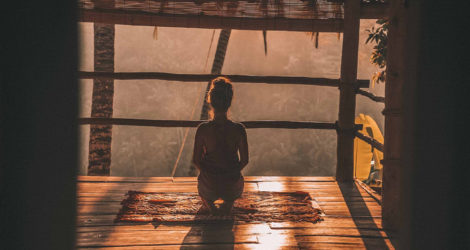 Do a Yoga and Writing Retreat in Bali