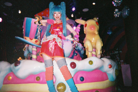 The Virtualisation of Harajuku and Japan's New Breed of Cool