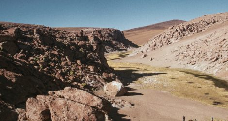Sin Palabras: Speechless in the Chilean Desert