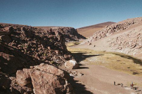 Sin Palabras: Speechless in the Chilean Desert