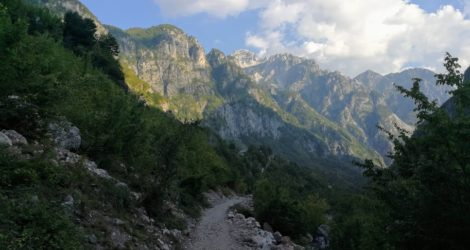 I Hitchhiked Around Albania