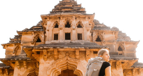 I Lost My Passport -- And Found My Calm -- In India