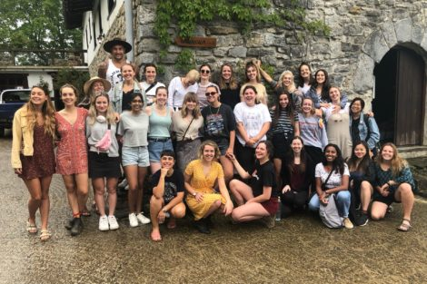 I Travelled Spain With 29 Women
