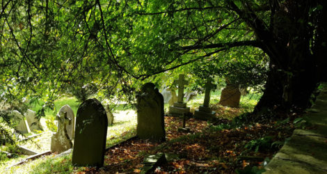 I Had a One-Night Stand in an Irish Graveyard