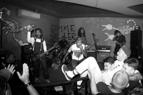 A Date with Indonesia's Thriving Punk Scene