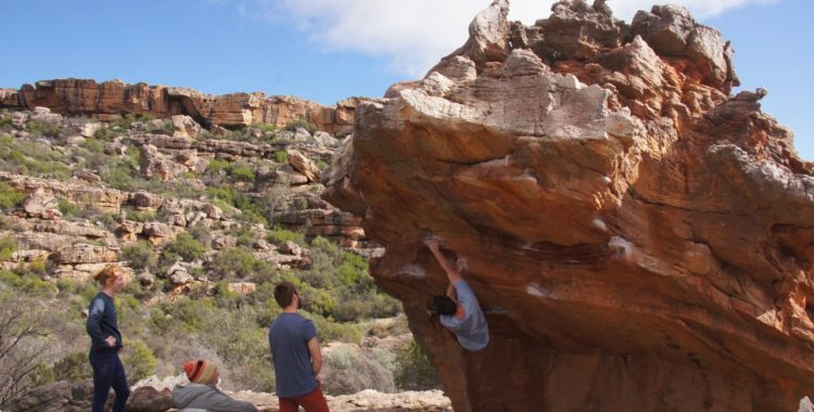 Go Climb in South Africa, But Leave a Goddamn Tip