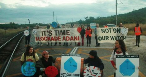 From an Inner-City Day Job to the Front Line: My Journey With the Adani Blockades