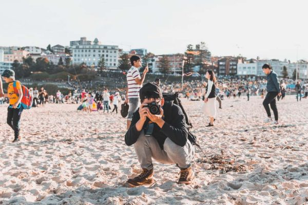 Quit Judging Snap-Happy Tourists